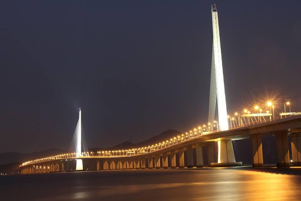 Rekor Jembatan Terpanjang di Dunia: Danyang – Kunshan Grand Bridge